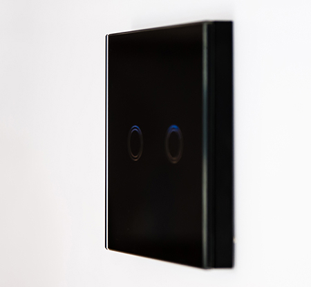 light switch touch screen